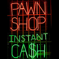 Pawn Shop front